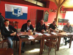 V sobotu 25.2.2017 se konala výroční členská schůze SK Rapid Psáry