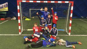 Zimní příprava fotbalové mládeže Rapidu Psáry začala