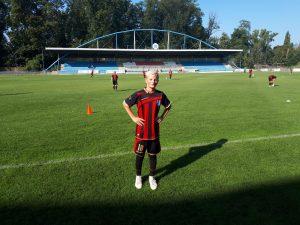 První hráč klubu nominován do výběru SKFS