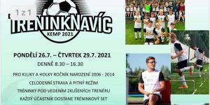 Read more about the article Tréninkový kemp 2021 s Jirkou Strnadem