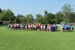 Do Psár opět zavítala fotbalová republiková elita ročníku 2007 JUNIOR ČEZ CUP Psáry – 2018