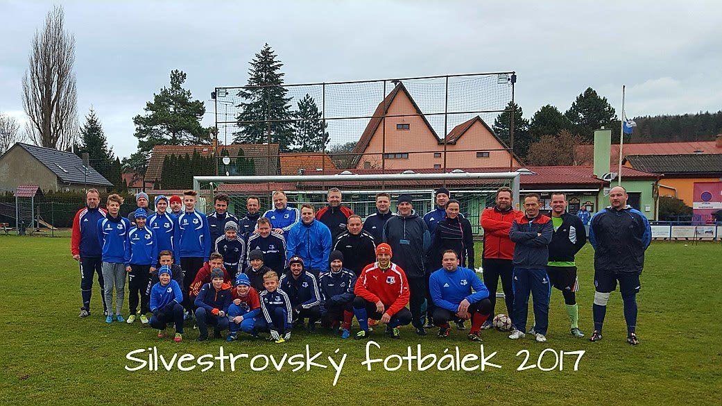 You are currently viewing Silvestrovský fotbálek se vydařil
